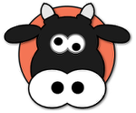 QuizCow Logo Cow Only